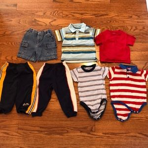 Other - Toddler Baby Boy Clothes 12-18M